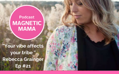 Intuitive guidance with soul mama Rebecca Grainger- Ep #21