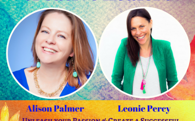 Creative Healers Summit with Leonie Percy and Alison Palmer